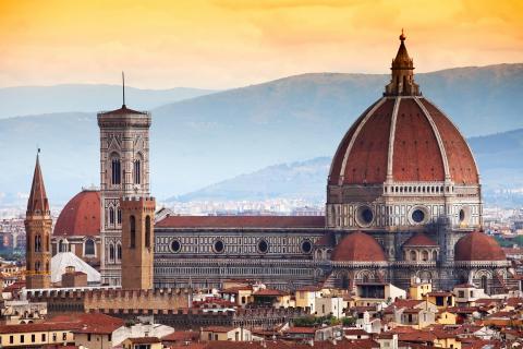 Beleef Florence: Wandelen door Florence met stadsgids Karin Werker