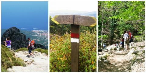 De paden op, de lanen in: Wandelen op Elba, Toscane