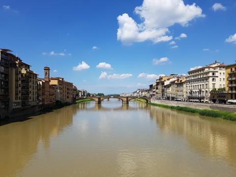 Beleef Florence: Fietsen langs de Arno