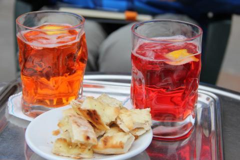 Italiaanse drankjes: Aperitivo time!