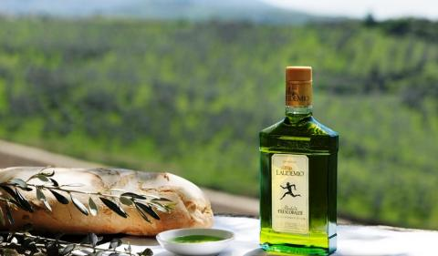 Beste Qualität der Toskana: Laudemio Olivenöl