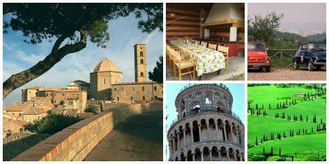 Nog een keer Toscane in 2016 op een rijtje!