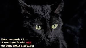 Freitag der 17. typisch italienischer Aberglaube