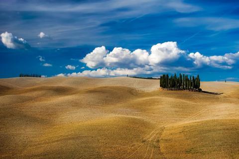 Toscanebezienswaardigheden - minder bekende streken Toscane