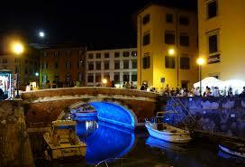 Klein Venedig in der Toskana