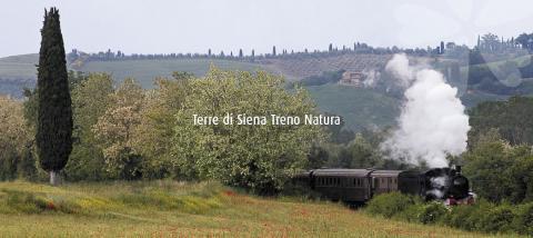 Vakantie Toscane: Natuurtrein Terra di Siena