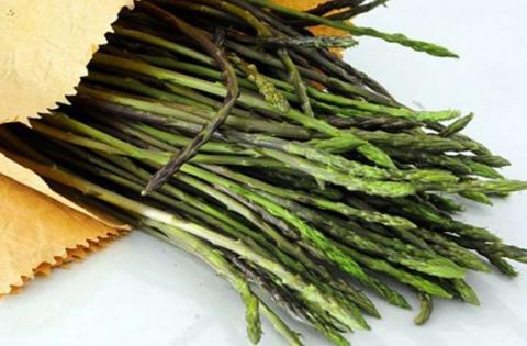 Toscaanse groenten: de bosasperge