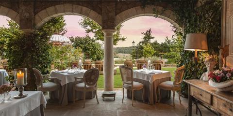 Sterne-Restaurants in der Toskana