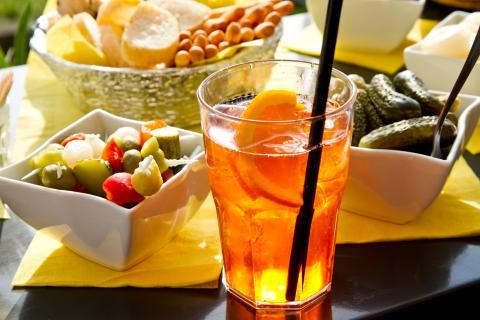 Italienische Getränke: Zeit für Aperitivo!