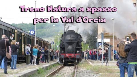 "Natur-Zug in den ""Terre di Siena"" Toskana"