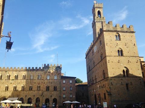 ...noch mehr Gründe um Volterra zu besuchen
