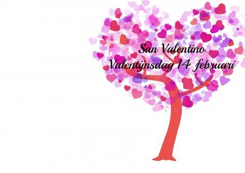 Valentijnsdag in Italië - De Florentijnse liefde van Dante