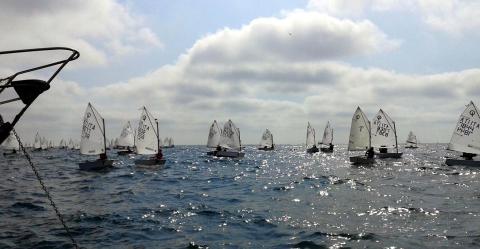 Toskana - Segelregatta - Trofeo Accademia Navale Livorno