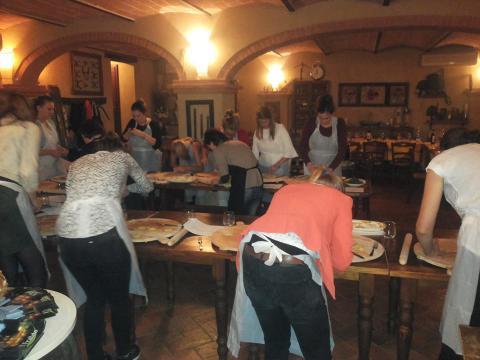 Toscaans koken in Pisa