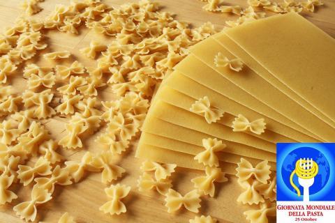 Wereld Pasta Dag 25 oktober