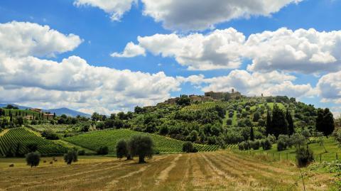 Toeren in Toscane: Chianti