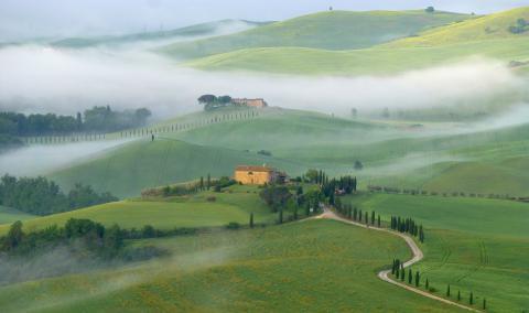 5 Adembenemende plekken in Toscane