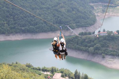 Adrenaline rush in prachtig Noord Toscane