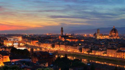 Dreimal 500 Jahre in Florenz!