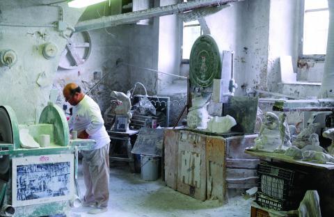 Toskana, das Land des Alabasters