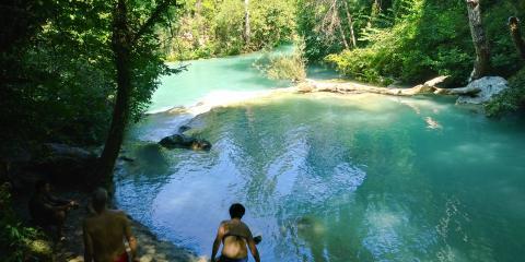 Suchen Sie Abkühlung: 6 natürliche Badestellen in der Toskana