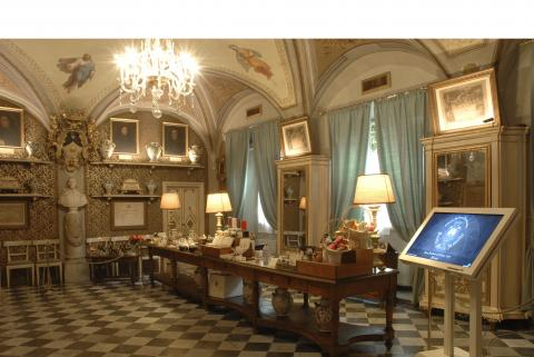 De apotheek van Santa Maria Novella