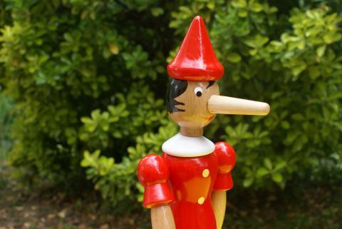 Toscane: Parco di Pinocchio - eerbetoon aan een legende