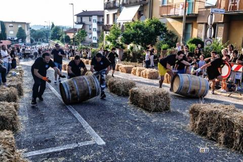 Mai in der Toskana