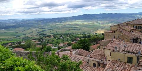 Toskana als Kulisse für viele Filme, hier ein paar davon