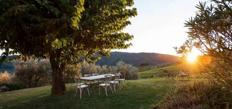 Dromen van het buitenleven in Toscane
