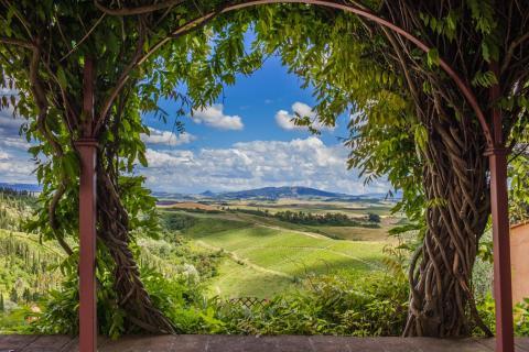 Vorfreude auf einen nächsten Toskana Urlaub
