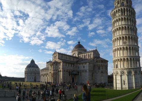 Wie wäre es jetzt mit einem Urlaub in Italien?