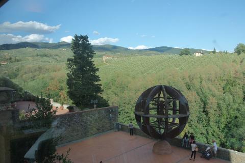 Wandern in der Toskana auf den Spuren des Leonardo da Vinci