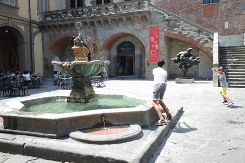 Urlaub mit Kindern in der Toskana