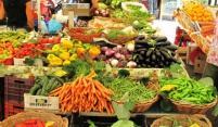 Toscaanse delicatessen: groente en fruit uit de streek
