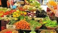 Toskanische Spezialitäten: Obst und Gemüse aus der Region