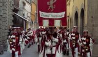 'Gruppo storico città di Cortona' 3 - 9 mei!