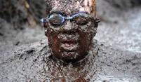 Ren je de blubber: Inferno - The Italian Mud run