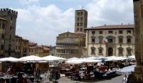 Bezoek het prachtige Arezzo