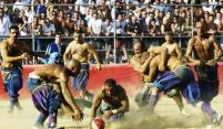 Een potje historisch voetbal: Calcio Storico in Florence