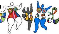 Bijzondere beelden in Zuid Toscane: Niki de Saint Phalles
